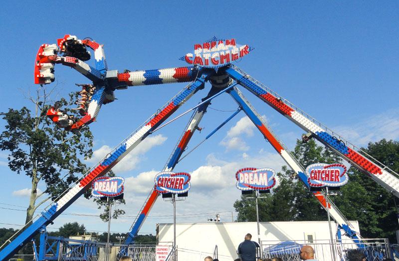 Spectacular Carnival Rides Dreamland Amusements