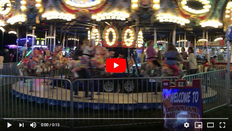 Merry Go Round Video