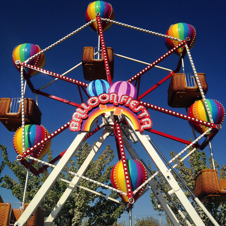fiesta balloon wheel