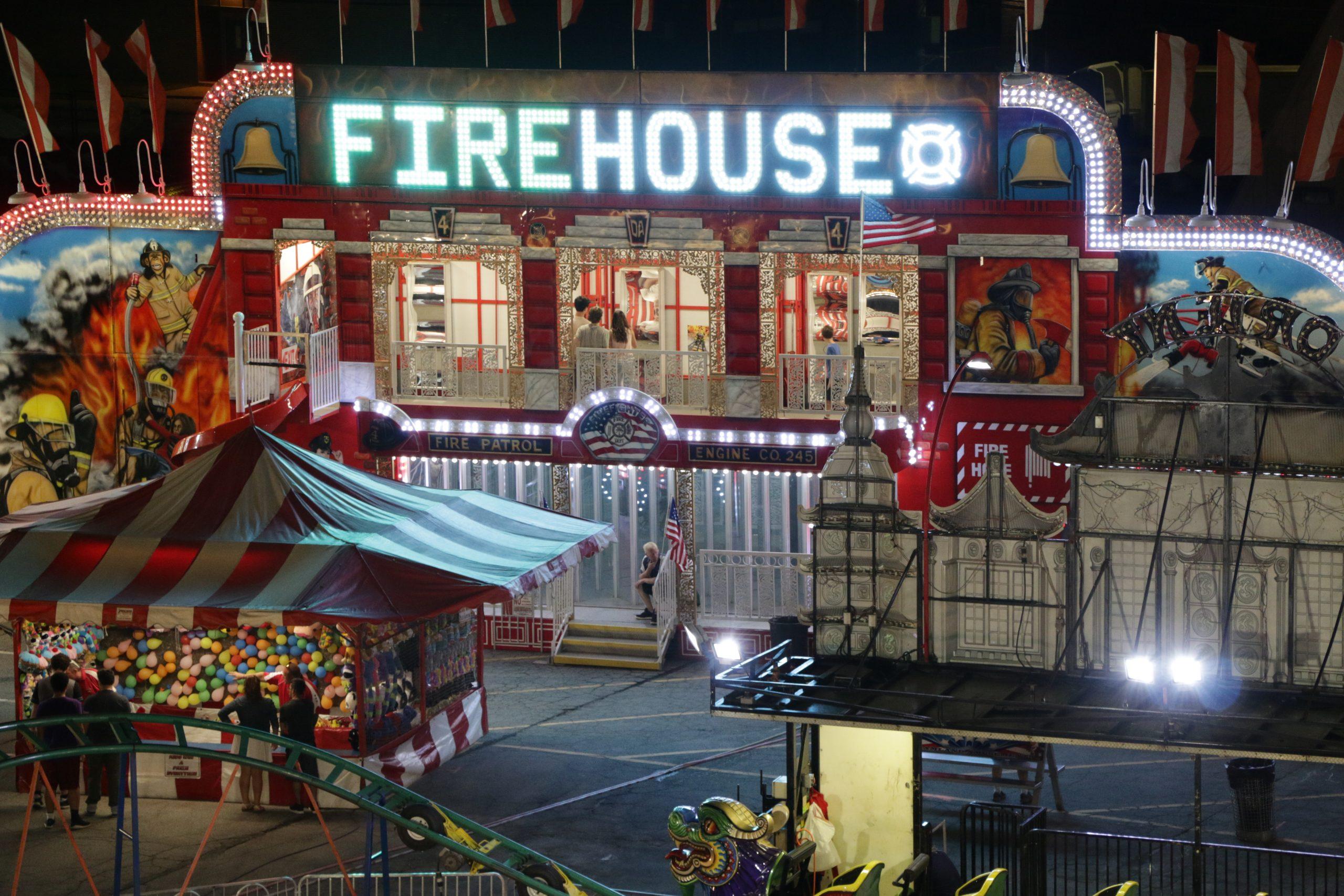 glass firehouse