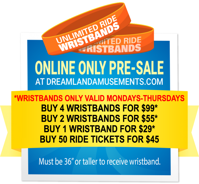 Online Only Pre-Sale