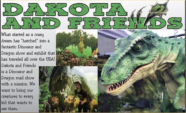 Dakota and Friends